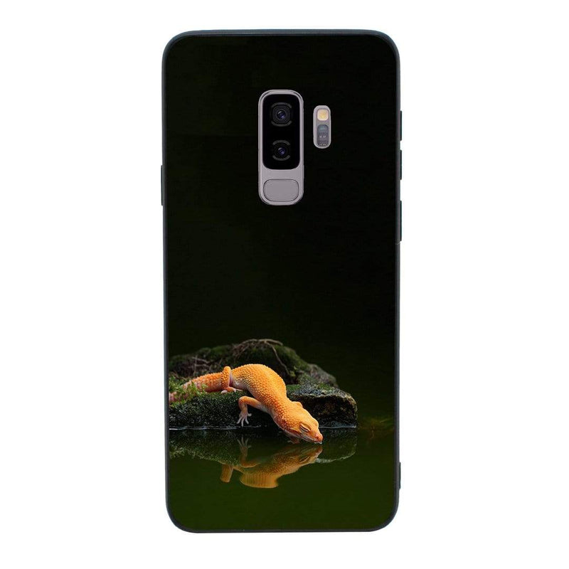 Glass Case Phone Cover for Samsung Galaxy S9 Plus / Lizards I-Choose Ltd