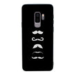 Glass Case Phone Cover for Samsung Galaxy S9 Plus / Moustache I-Choose Ltd