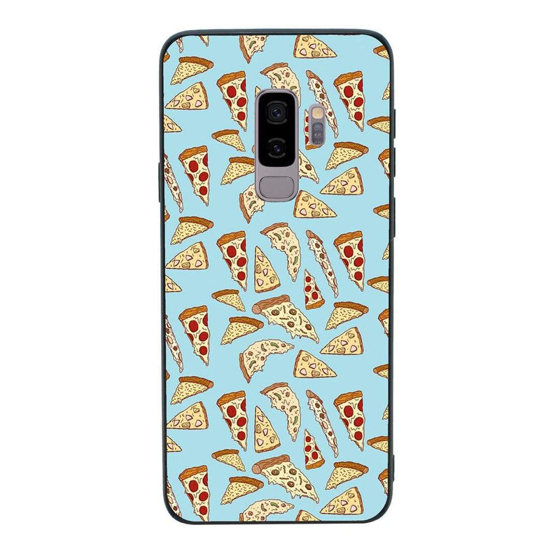 Glass Case Phone Cover for Samsung Galaxy S9 Plus / Pizza I-Choose Ltd