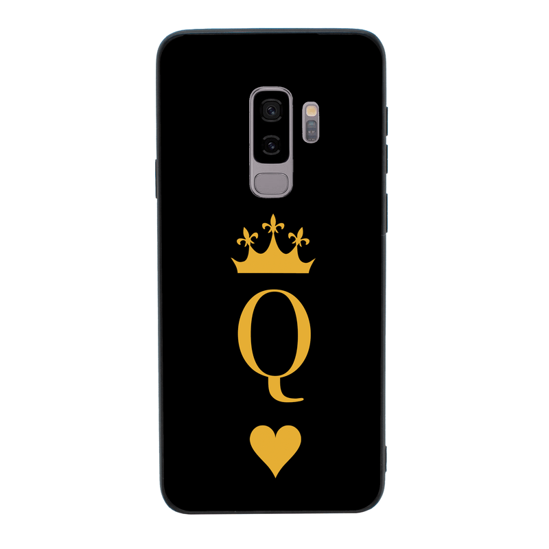 Glass Case Phone Cover for Samsung Galaxy S9 Plus / Royal I-Choose Ltd
