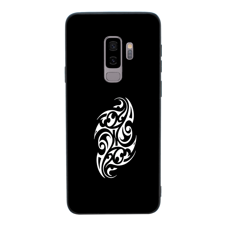 Glass Case Phone Cover for Samsung Galaxy S9 Plus / Tribal I-Choose Ltd