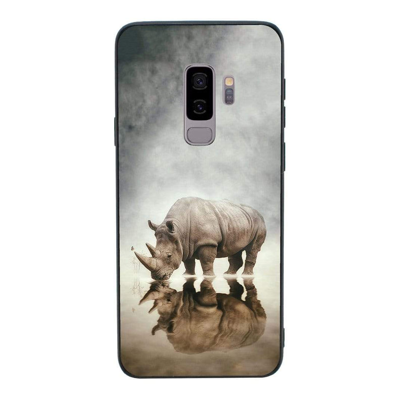 Glass Case Phone Cover for Samsung Galaxy S9 / Safari I-Choose Ltd