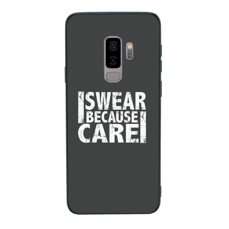 Glass Case Phone Cover for Samsung Galaxy S9 / Sassy I-Choose Ltd