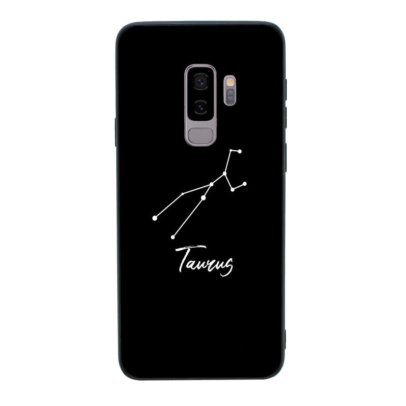 Glass Case Phone Cover for Samsung Galaxy S9 / Zodiac I-Choose Ltd