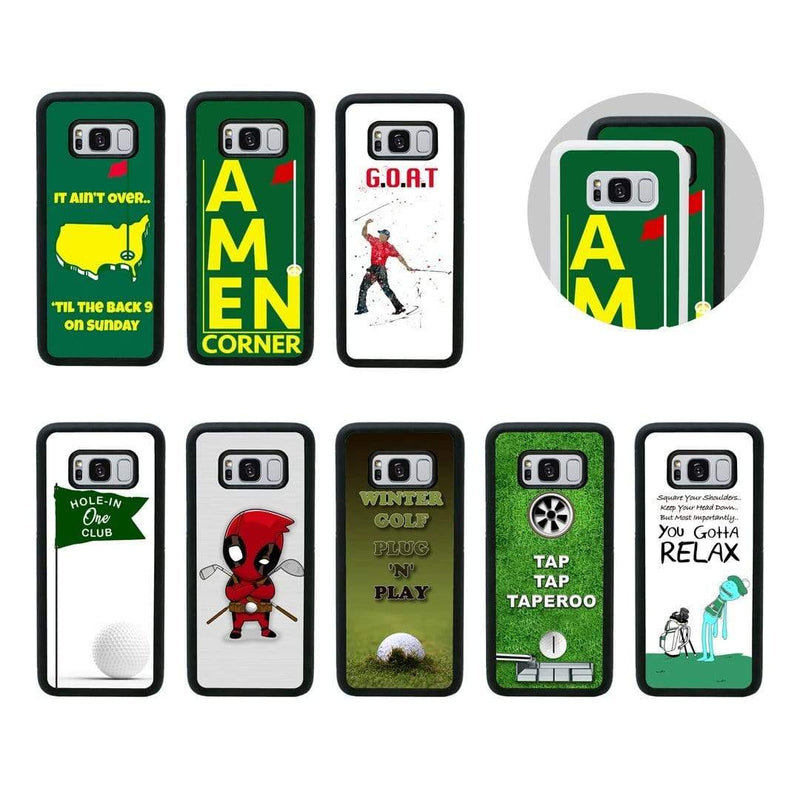 Golf Case Phone Cover for Samsung Galaxy S10 I-Choose Ltd