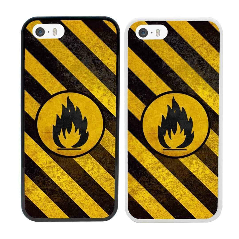 Hazard Case Phone Cover for Apple iPhone 6 6s Plus I-Choose Ltd
