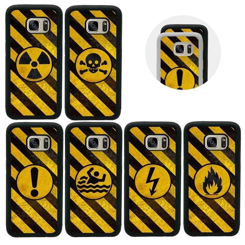 Hazard Case Phone Cover for Samsung Galaxy S9 I-Choose Ltd