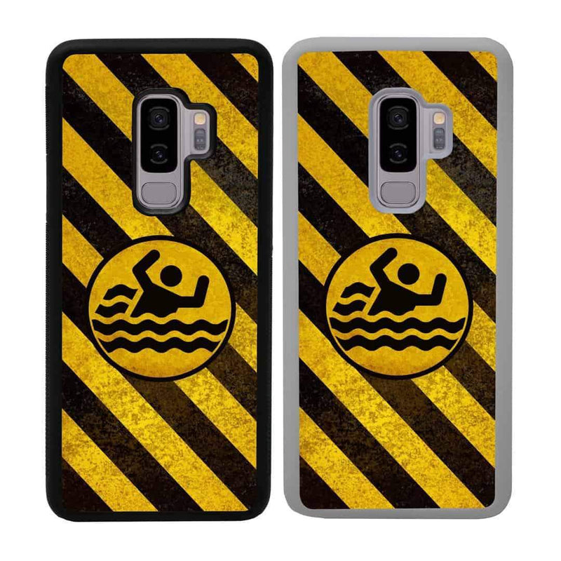 Hazard Case Phone Cover for Samsung Galaxy S9 Plus I-Choose Ltd