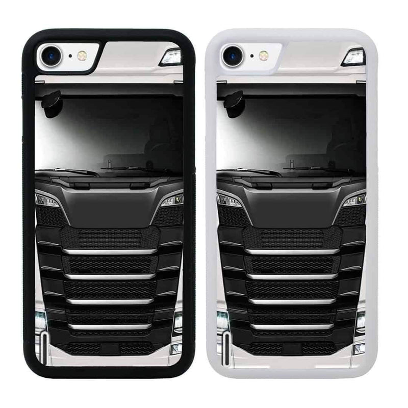 HGV Truck Case Phone Cover for Apple iPhone 8 Plus I-Choose Ltd