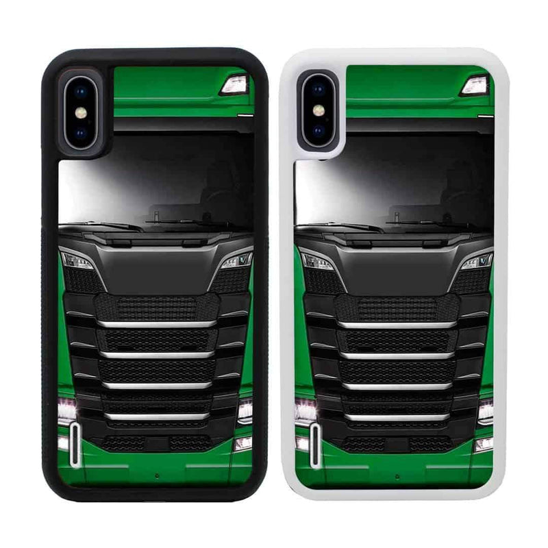 HGV Truck Case Phone Cover for Apple iPhone XR I-Choose Ltd