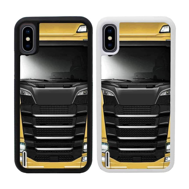 HGV Truck Case Phone Cover for Apple iPhone XS Max I-Choose Ltd