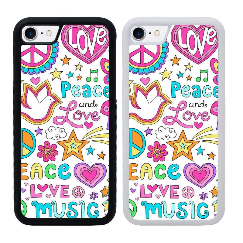 Hippy Case Phone Cover for Apple iPhone 7 I-Choose Ltd