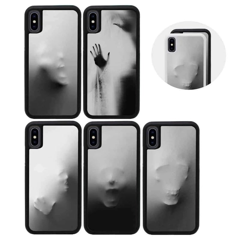 Horror Case Phone Cover for Apple iPhone X XS 10 I-Choose Ltd