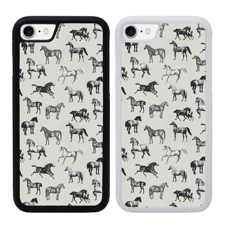 Horse Case Phone Cover for Apple iPhone 7 I-Choose Ltd