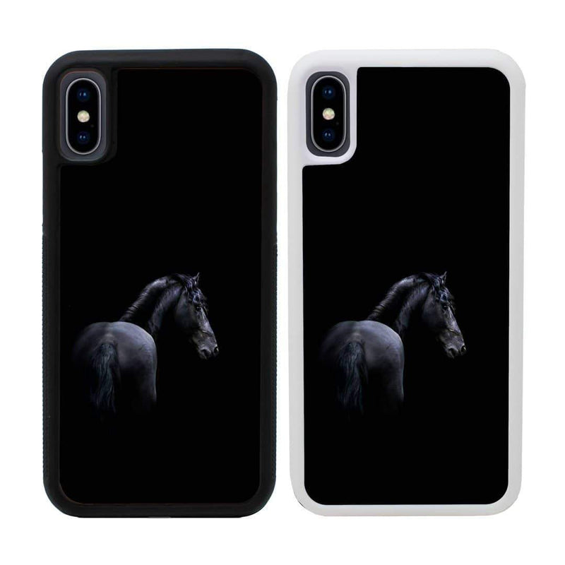 Horse Case Phone Cover for Apple iPhone X XS 10 I-Choose Ltd