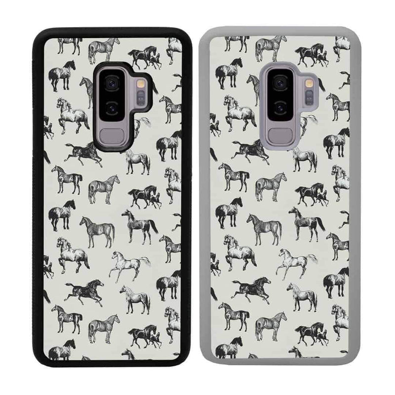 Horse Case Phone Cover for Samsung Galaxy S10 Plus I-Choose Ltd