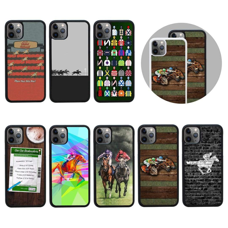 Horse Racing Case Phone Cover for Apple iPhone 11 I-Choose Ltd