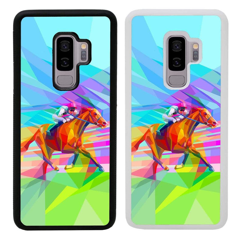Horse Racing Case Phone Cover for Samsung Galaxy S9 I-Choose Ltd