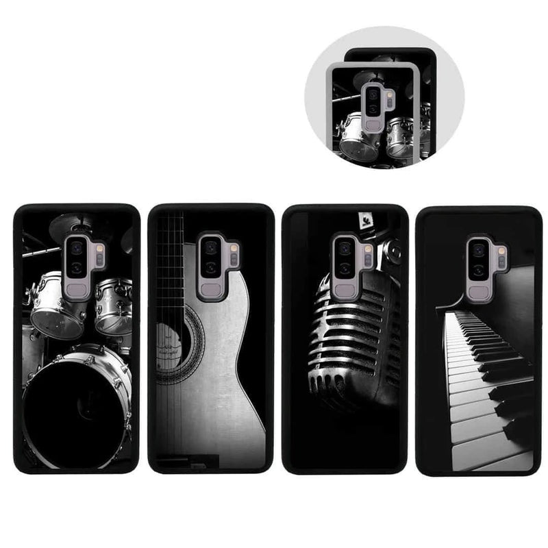 Instruments Case Phone Cover for Samsung Galaxy S9 Plus I-Choose Ltd