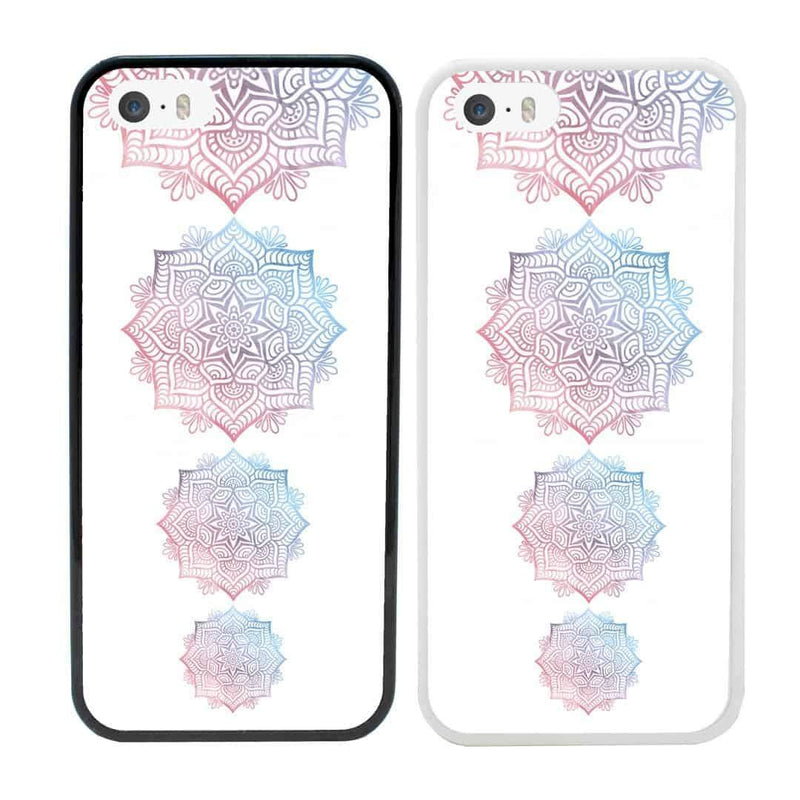 Mandala Case Phone Cover for Apple iPhone 8 I-Choose Ltd