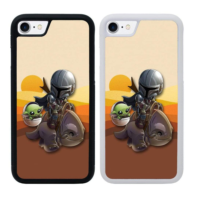 Mandalorian Case Phone Cover for Apple iPhone 7 Plus I-Choose Ltd