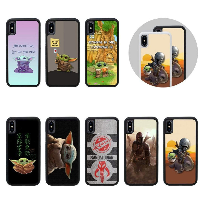 Mandalorian Case Phone Cover for Apple iPhone X XS 10 I-Choose Ltd