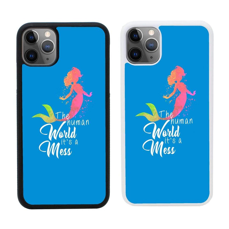 Mermaids Case Phone Cover for Apple iPhone 11 I-Choose Ltd