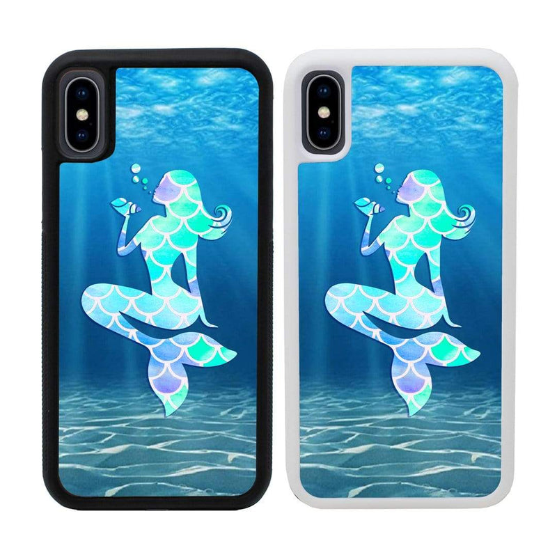 Mermaids Case Phone Cover for Apple iPhone X XS 10 I-Choose Ltd