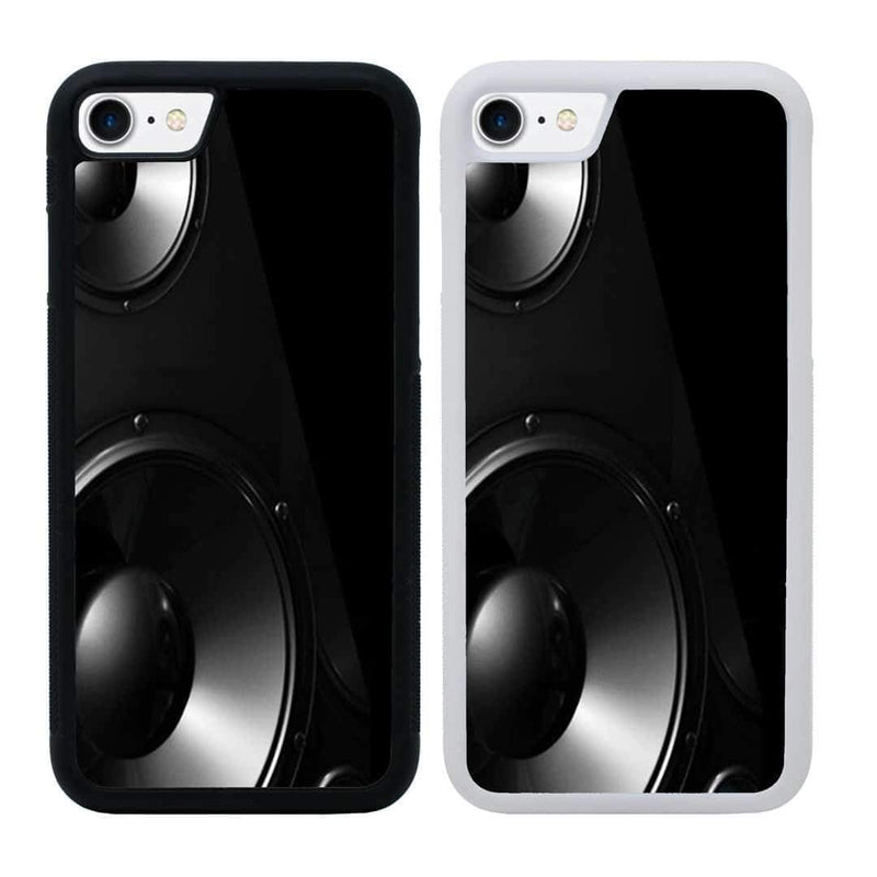 Music Speakers Case Phone Cover for Apple iPhone 6 6s I-Choose Ltd