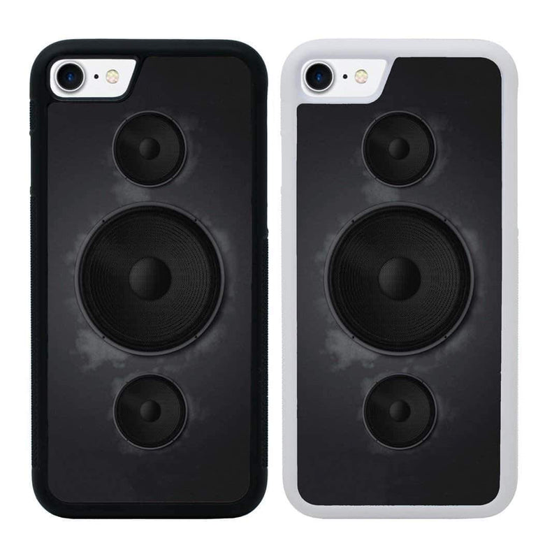 Music Speakers Case Phone Cover for Apple iPhone 6 6s Plus I-Choose Ltd