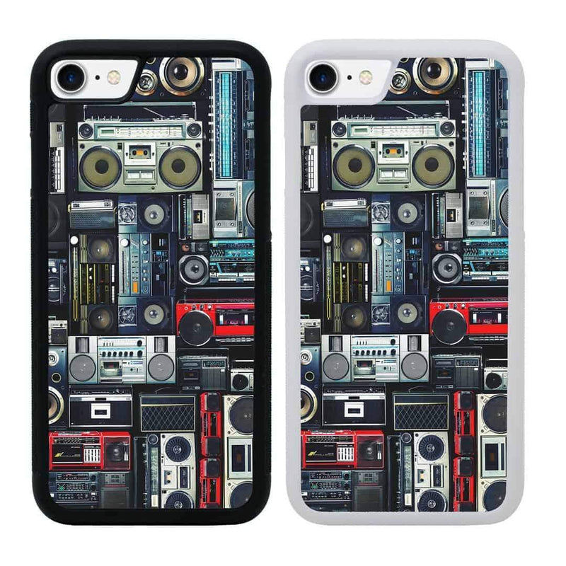 Music Speakers Case Phone Cover for Apple iPhone 7 I-Choose Ltd