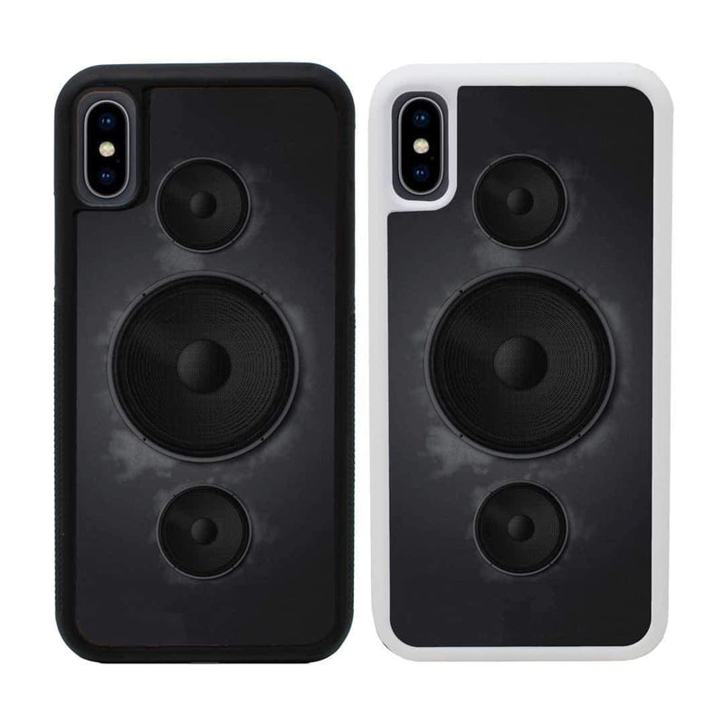 Music Speakers Case Phone Cover for Apple iPhone XR I-Choose Ltd