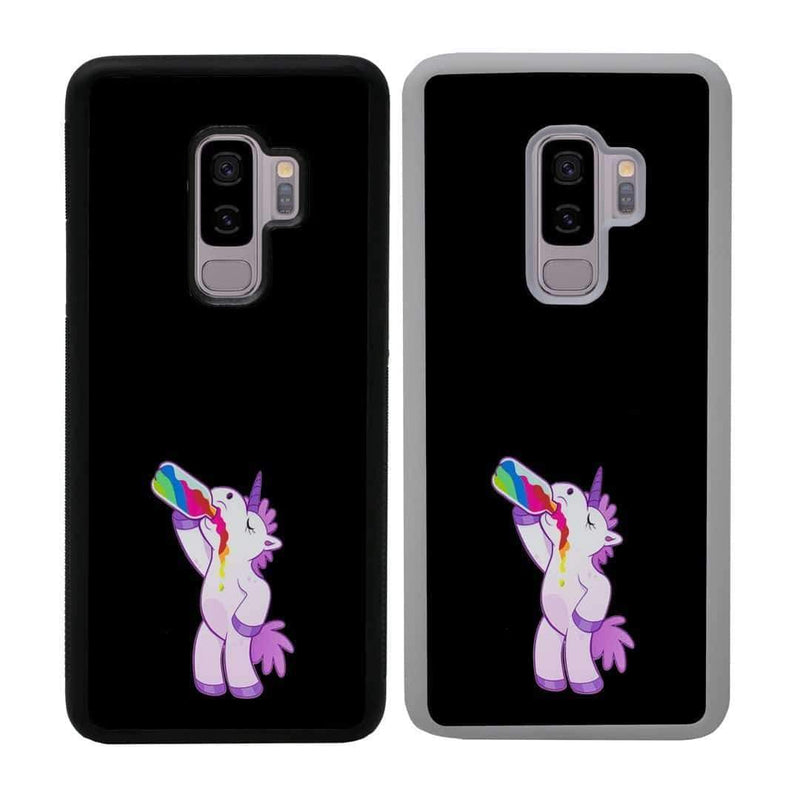 Naughty Unicorn Case Phone Cover for Samsung Galaxy S10 I-Choose Ltd