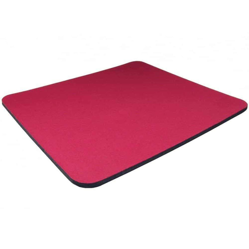 Non Slip Mouse Mat for Optical Mouse in Red I-Choose Ltd
