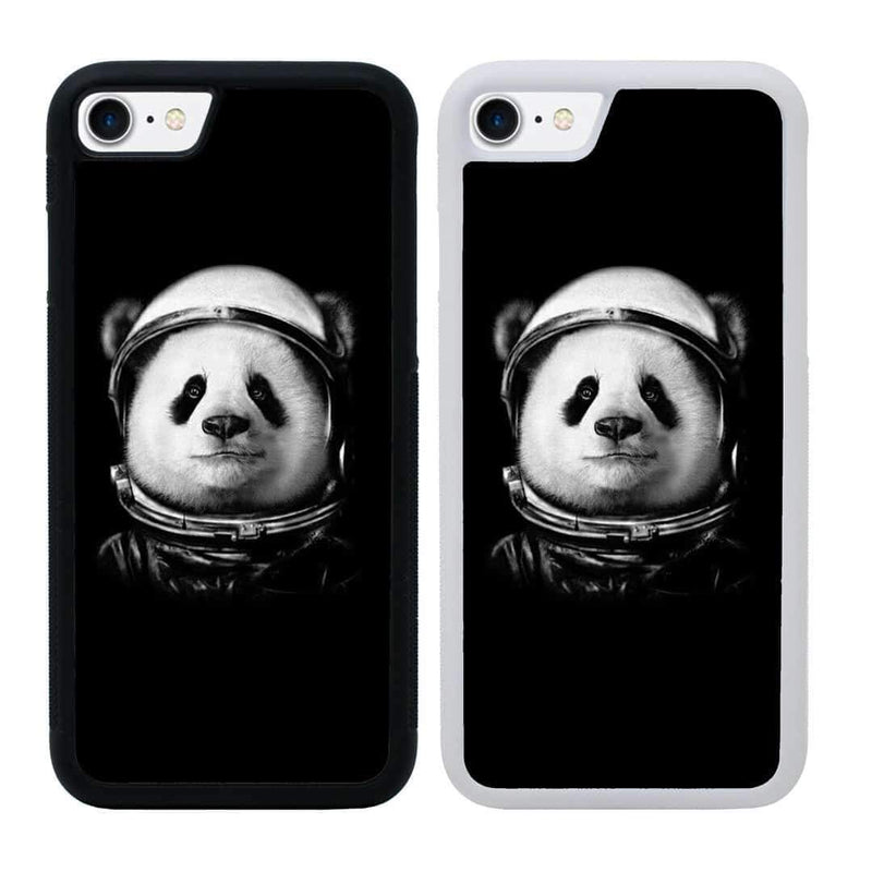 Panda Black and White Case Phone Cover for Apple iPhone 7 Plus I-Choose Ltd
