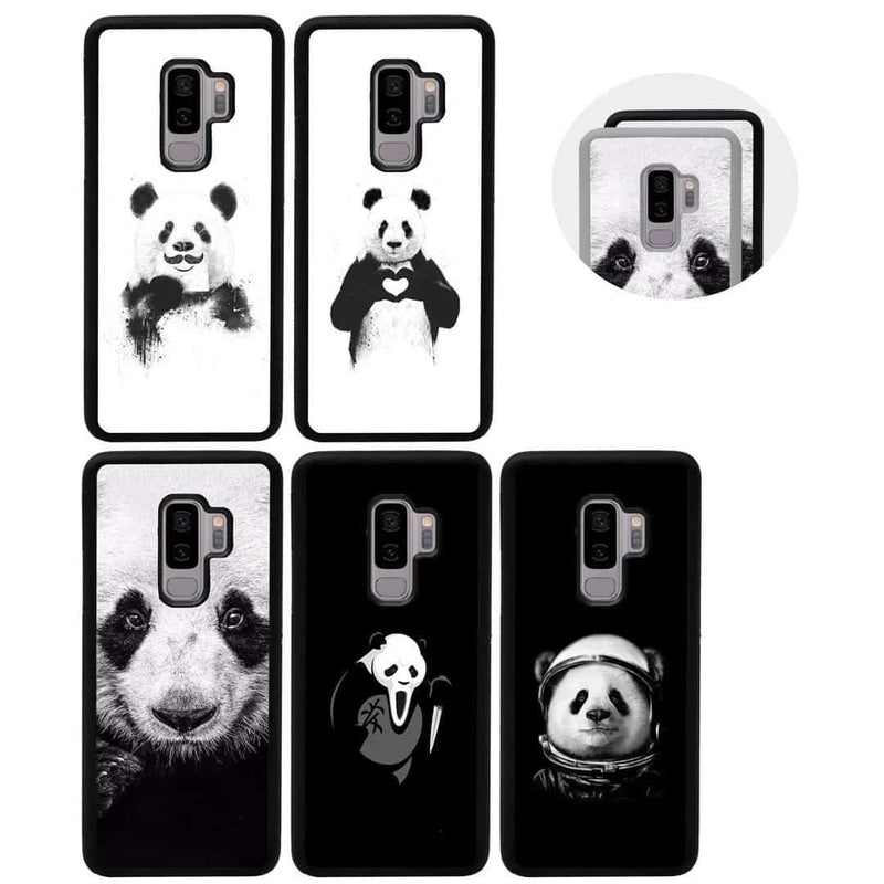 Panda Black and White Case Phone Cover for Samsung Galaxy S10E I-Choose Ltd