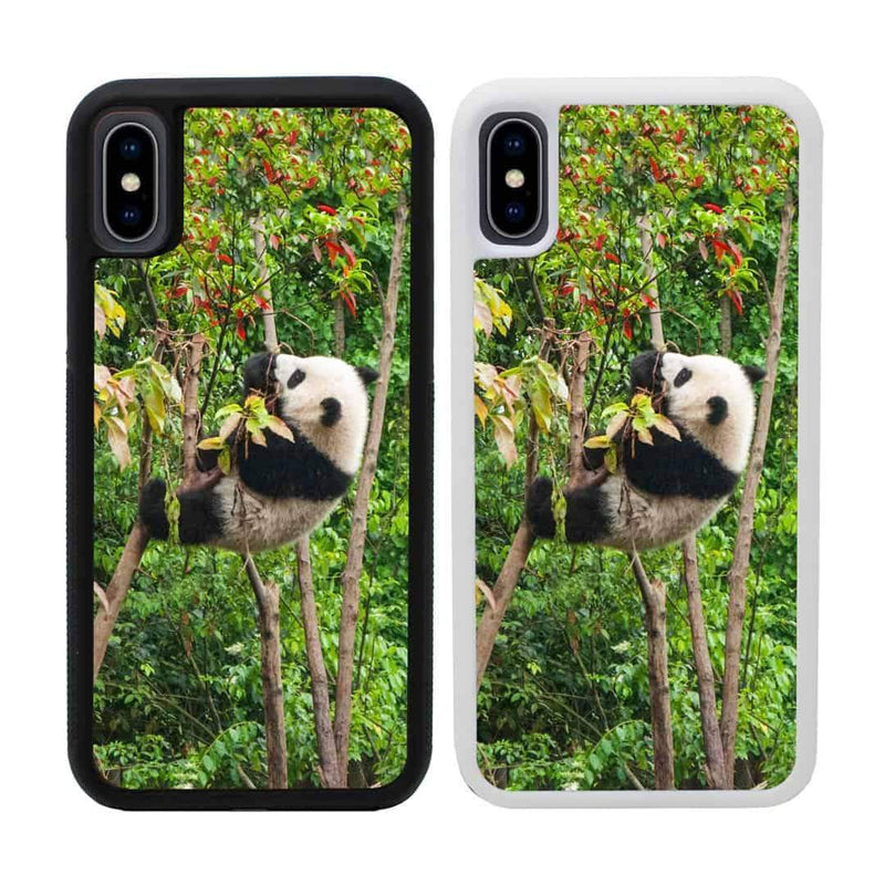 Panda Case Phone Cover for Apple iPhone X XS 10 I-Choose Ltd