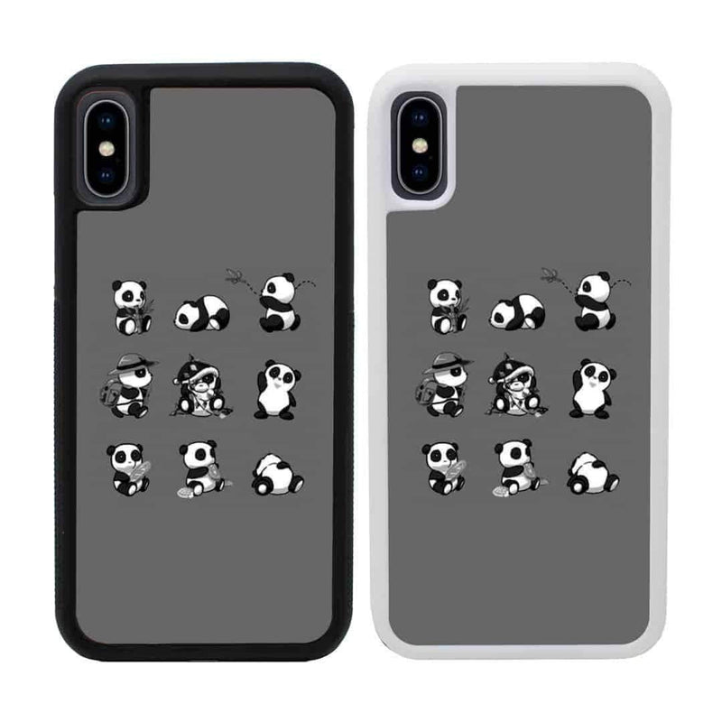 Panda Case Phone Cover for Apple iPhone XS Max I-Choose Ltd