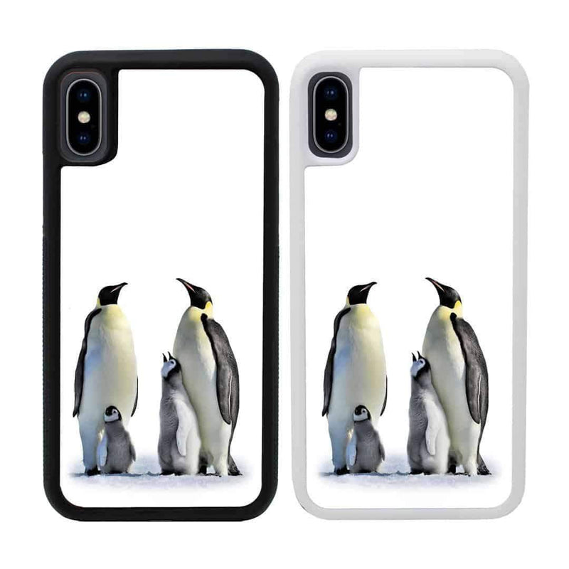 Penguin Case Phone Cover for Apple iPhone X XS 10 I-Choose Ltd