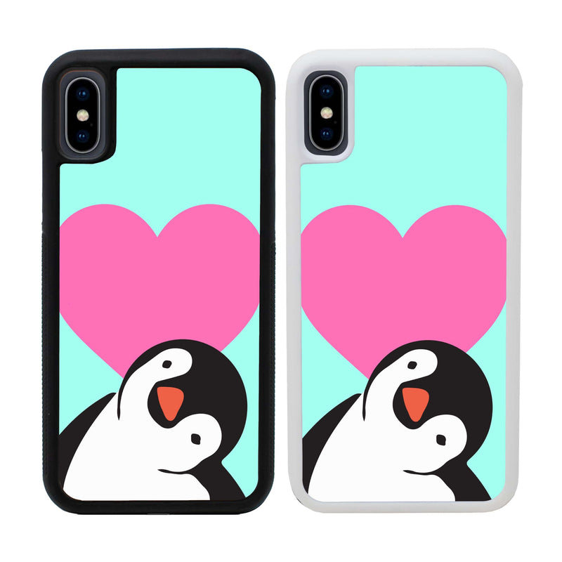 Penguin Case Phone Cover for Apple iPhone X XS I-Choose Ltd