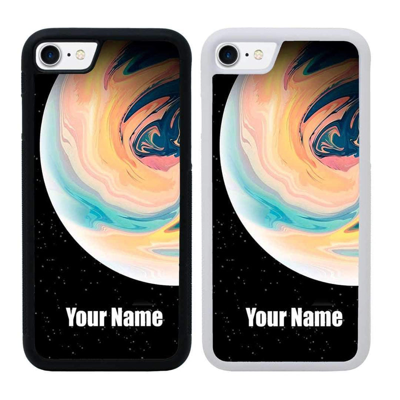 Personalised Acrylic Planets Case Phone Cover for Apple iPhone 6 6s Plus I-Choose Ltd