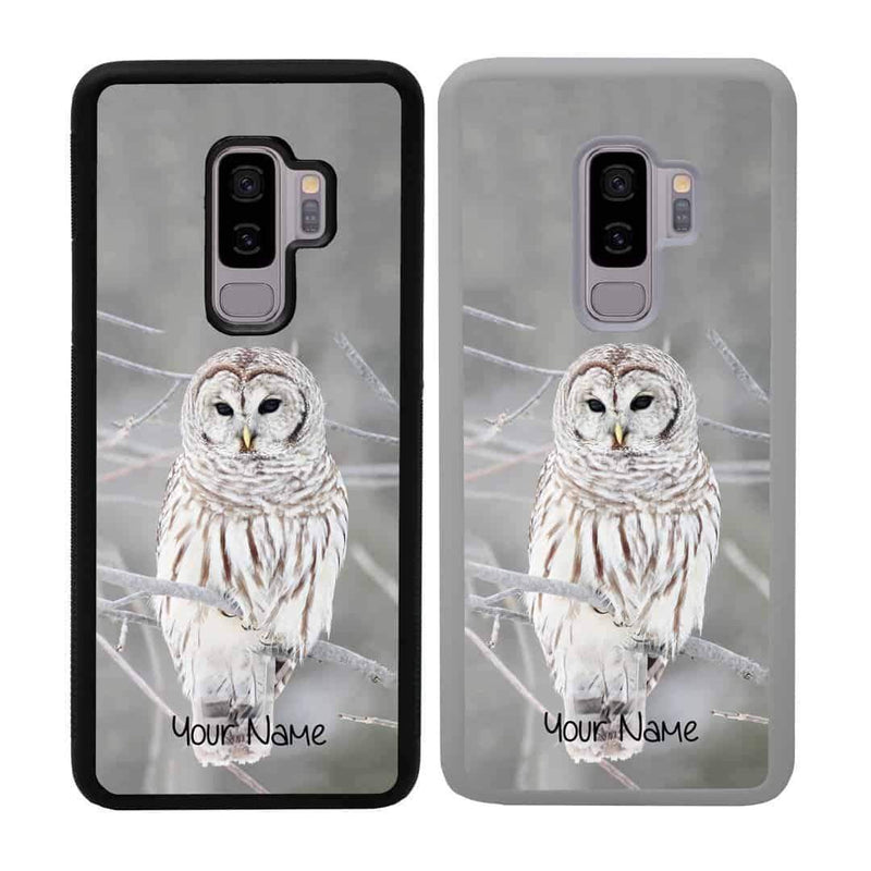 Personalised Artic Animals Case Phone Cover for Samsung Galaxy S9 Plus I-Choose Ltd