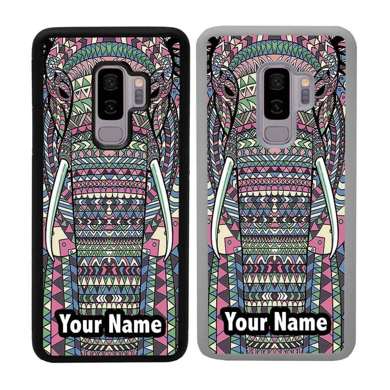 Personalised Aztec Animals Case Phone Cover for Samsung Galaxy S10 Plus I-Choose Ltd