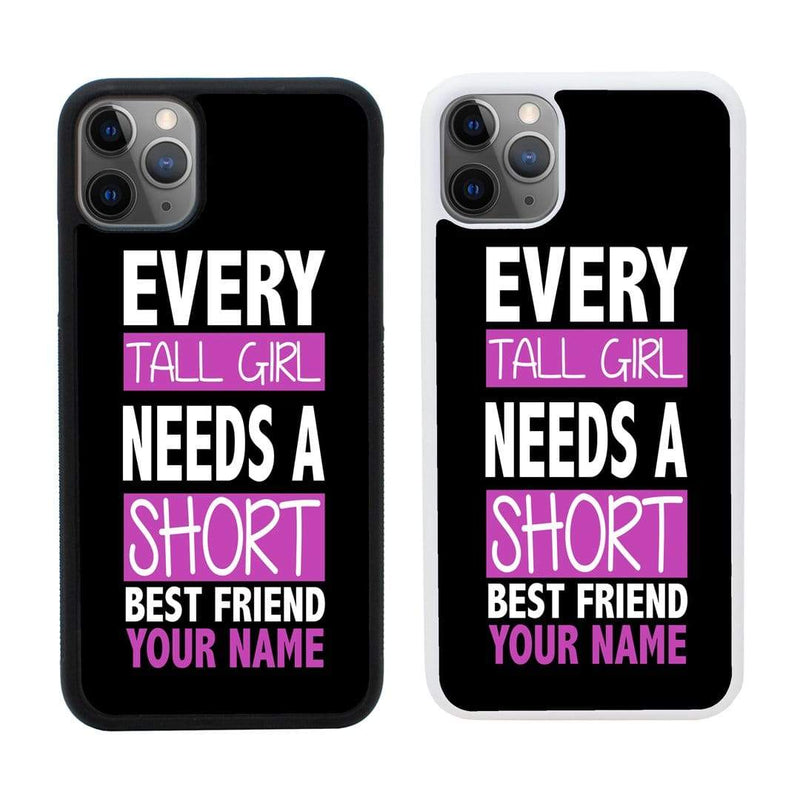 Personalised Best Friends Case Phone Cover for Apple iPhone 11 I-Choose Ltd