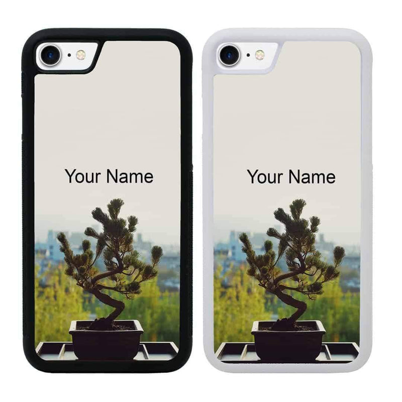 Personalised Bonsai Tree Case Phone Cover for Apple iPhone 6 6s I-Choose Ltd