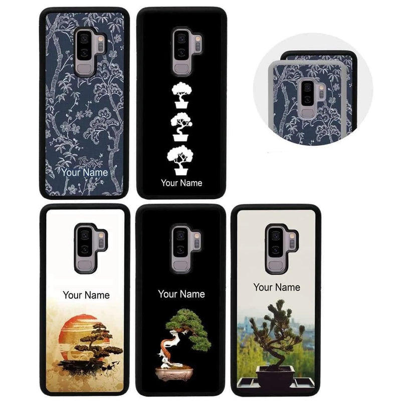 Personalised Bonsai Tree Case Phone Cover for Samsung Galaxy S10 I-Choose Ltd