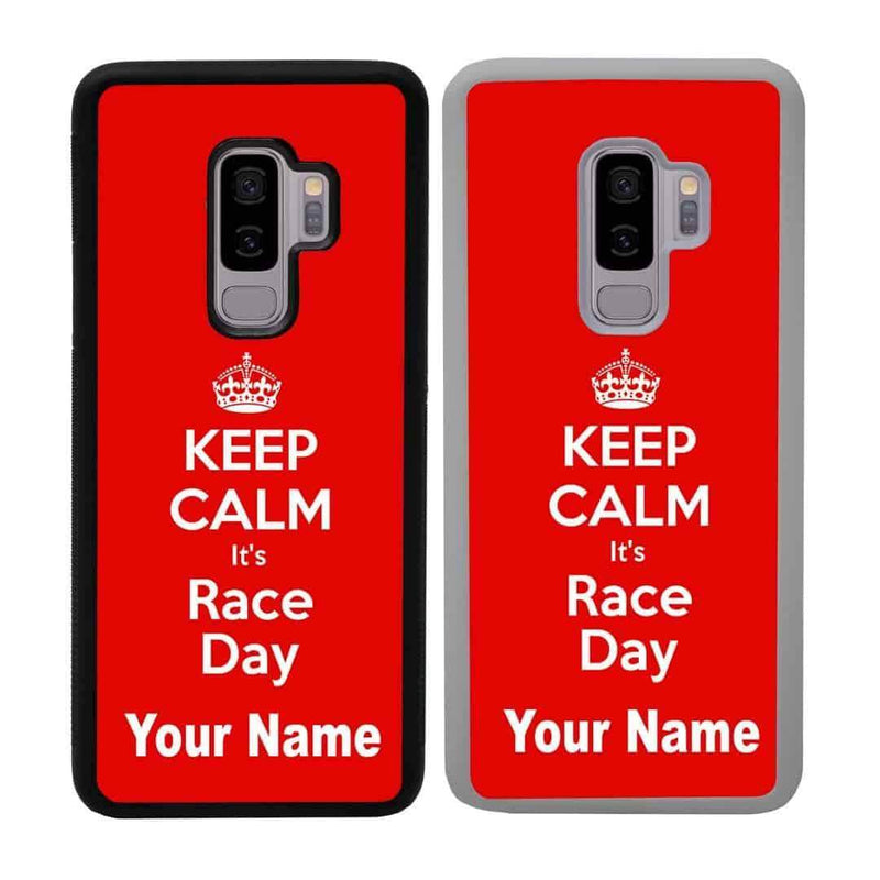 Personalised Boy Racer Case Phone Cover for Samsung Galaxy S9 Plus I-Choose Ltd