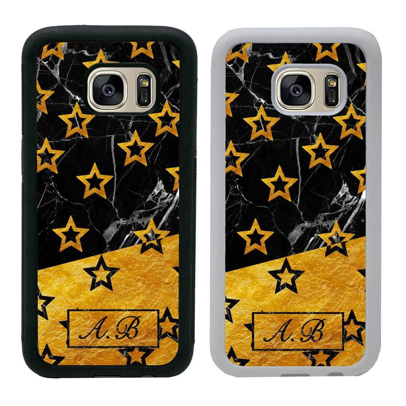 Personalised Contrast Case Phone Cover for Samsung Galaxy S9 Plus I-Choose Ltd