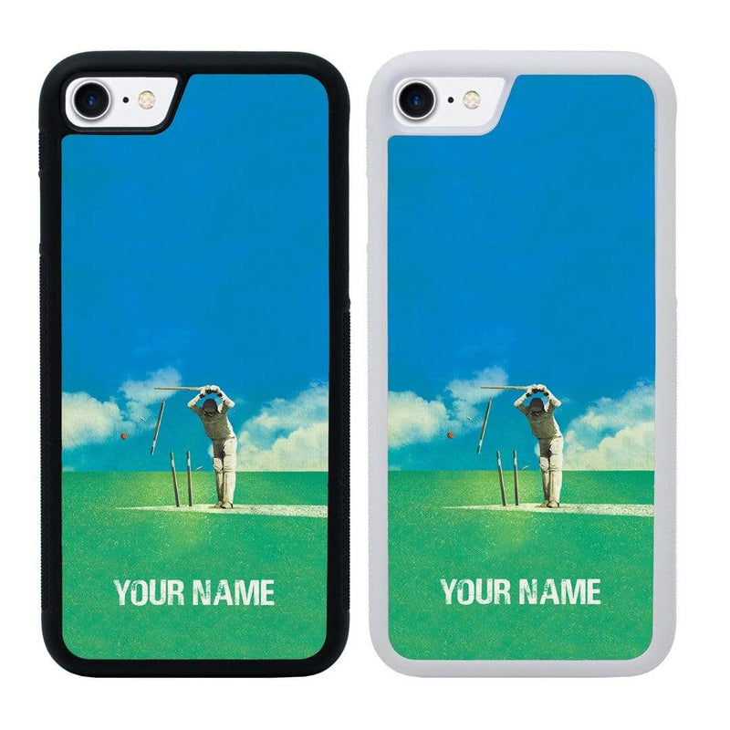Personalised Cricket Case Phone Cover for Apple iPhone 6 6s Plus I-Choose Ltd