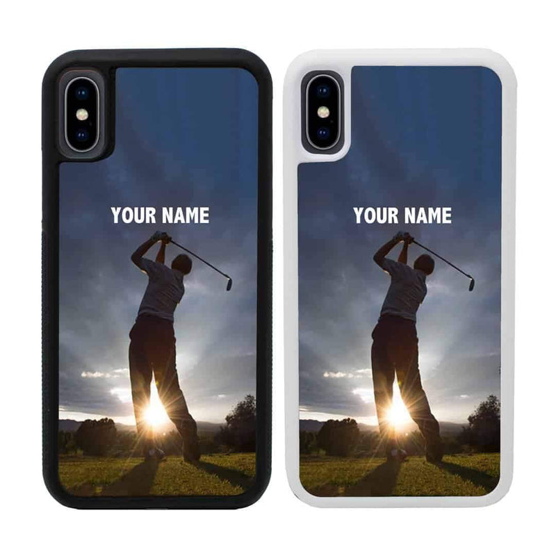 Personalised Golf Cover For Apple Iphone X Xs I Choose Limited Ichoose Ltd